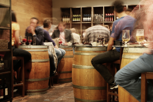 Millennials' casual connection changing exclusivity of wine