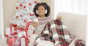 Seriously, Millennials Really Love Christmas Music